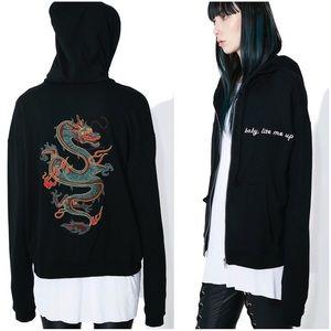 🆕Baby Lite Me Up Dragon Hoodie